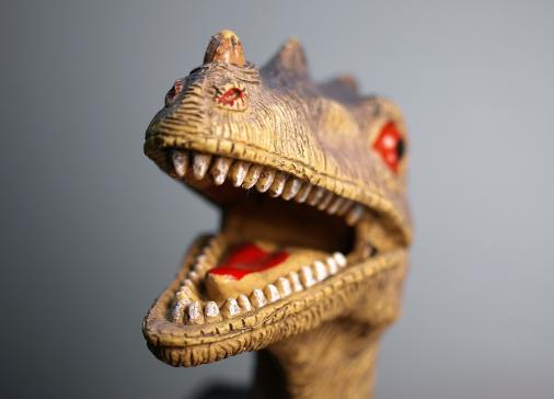 Plastic Dino